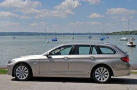 BMW Series 5 Estate 2014
